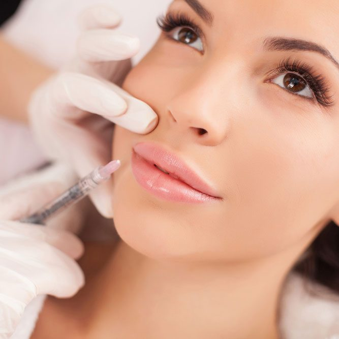 anti wrinkle injectables form ziba looks